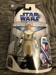 Star Wars The Black Series 50th Obi Wan Kenobi Clone Wars Target Exclusive