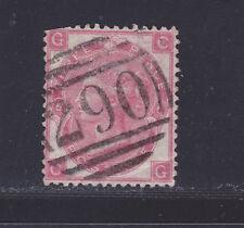 GRANDE BRETAGNE N°  33 ° oblitéré, used, N° Planche  5, cote: 50 € (LOT1091)