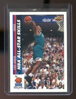 1991-92 Upper Deck #480 Larry Johnson Charlotte Hornets Rookie Card