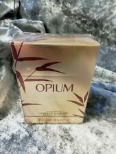 YES SAINT LAUREN YSL OPIUM 50ML EAU DE PARFUM SPRAY, BRAND NEW & SEALED