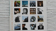 Bon Jovi Crush (V Rare/N Mint) 2000 UK Foldout Digi CD Promo