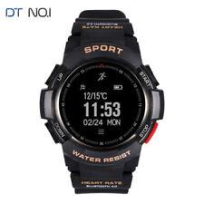 NO.1 F6 Smartwatch IP68 sumergible frecuencia cardíaca Compatible Android iOS.