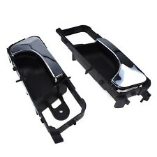 2PS Inside Chrome Door Handle NEW for GM Optra/Lacetti/Suzuki Forenza 2003-2007