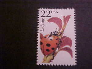 Scott # 2315 Lady Bug Unused OGNH