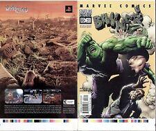 HULK RICHARD CORBEN BANNER #3 ORIGINAL COVER PROOF PRODUCTION ART vs. DOC SAMSON