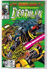 Deathlok #8 9 10 11 12, Nm+, Cyborg, 1991, Ghost Rider, Biohazard, Machine