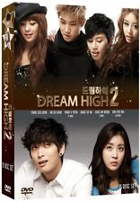 Dream High 2 Korean Drama TV Series Sub Eng Box set <Brand New DVD>