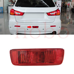 1x For Mitsubishi Outlander Sport ASX 2011-2012 Rear Middle Tail Light Reflector