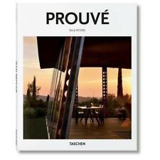 Jean Prouvé by Nils Peters, Jean Prouvé, Peter Gössel (editor), Karl Edward J...