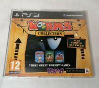 Worms 3 Game Collection - PS3 - PlayStation 3 promotional copy.