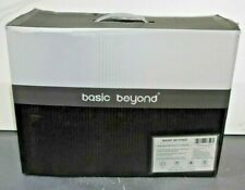 Basic Beyond Luxurious Soft Down Comforter, 100% Ultra Soft Down Fill - White