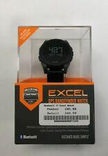 Brand New Bushnell Excel GPS Rangefinder Watch Black Easy to Read