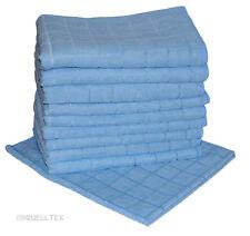 10 Microfaser Mikrofaser Bodentücher 50 x 60 cm Boden Tuch 280g/m² Blau Tücher