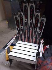 Salomon X-Free SKI CHAIR   WITH  Swiss  MADE SEAT, Custom Kings Ski Chair