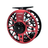 DF.FISH Fly Fishing Reel Saltwater Freshwater Aluminum Left-Right Hand