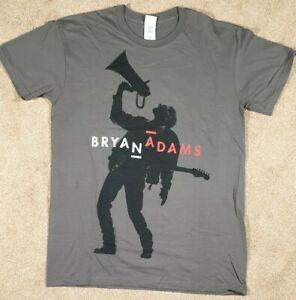 Bryan Adams Genuine 2011 Tour T Shirt Official Gig Merchandise Medium UNWORN