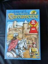 Carcassonne Spiel des Jahres 2001 Neu ! Hans im Glück