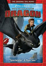 How To Train Your Dragon (2010 DVD)- BRAND NEW, FREE SHIPPING