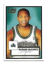 Rashad McCants - Topps 1952 Style -  2005 - Rookie Card