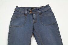 Riders Women's Jeans Boot Cut Low Rise Stretch Denim Size 7/8