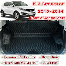 Tailor Made Boot Liner Trunk Cargo Mats Cover for Kia Sportage 2010 - 2014 Model