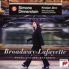 Simone Dinnerstein - Broadway - Lafayette (Ravel,Lasser,Gershwin)