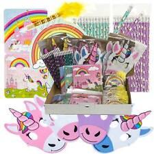 Einhorn-Party Ergänzungs-Paket 48 Kleinspielwaren Mitgebsel Kindergeburtstag