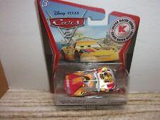 Disney Pixar Cars 2 MIGUEL CAMINO W/ METALLIC FINISH KMART