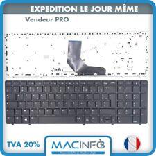 Clavier HP Probook 6560b 6565b 6570b sans trackball NOIR Français