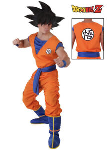 2020 New Dragon Ball Z Adult/Kids/Children Goku Costume Cosplay Full Outfit