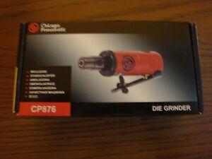 (FACTORY SEALED)    CP876 Chicago Pneumatic Die Grinder