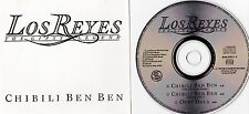 Los Reyes chibili ben ben Remixes CD The Gipsy Legend Tarot K-TEL Switzerland
