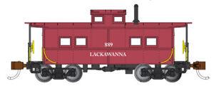 Bachmann #16825 HO Lackawanna Northeast Steel Caboose #889