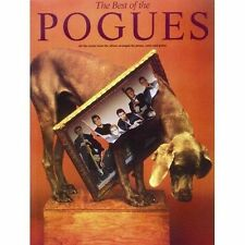 The Best of the Pogues (Piano Vocal Guitar), Acceptable, Music Sales Corporation