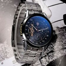 Tevise 8378 Orologio Automatico Acciaio - Automatic Watch Stainless Steel Band
