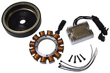 Performance Charging System Regulator Stator Rotor Kit Harley Evo Big Twin 70-99