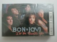 Bon Jovi- I'll Be There For You (1989 Cassette) SEALED