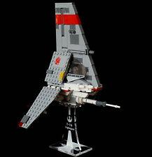 Star Wars Lego 75081 T-16 Skyhopper - custom display stand only