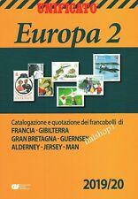 UNIFICATO CATALOGO EUROPA VOLUME 2   2019/20 NUOVO