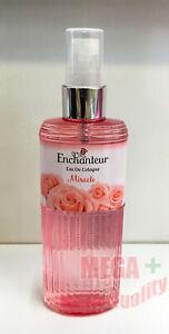 Enchanteur Eau De Cologne MIRACLE Fragrance For Woman long lasting 120ml