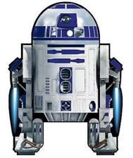 """Star Wars R2 D2 kids kite 32"""" Tall + Tails + Line + Quick Clip"""
