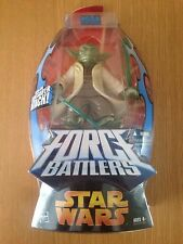 Hasbro Star Wars Force Battlers Yoda Sealed