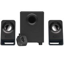 LOGITECH Z213 2.1 PC Speakers - Currys