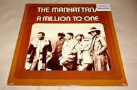 Million to One by The Manhattans (Vinyl LP, 1972 USA Sealed)