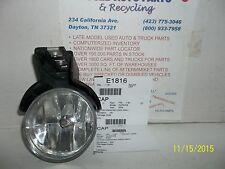 Fog Light Left MOPAR 55077267AC fits 2000 Dodge Durango