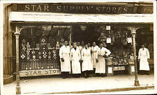 Pembroke Dock photo. Star Supply Stores by S.J.Allen, Pembroke Dock.