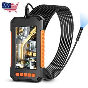 Industrial Endoscope 1080P HD 4.3'' Screen Borescope Inspection Snake Camera