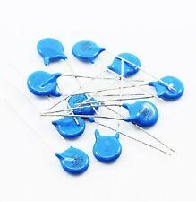 12pcs 07D220K 7MM 220K 22V Piezo Resistor Pressure Sensitive Varistors
