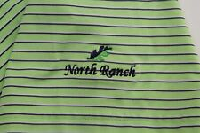 Donald Ross North Ranch Golf POLO SHIRT Large L