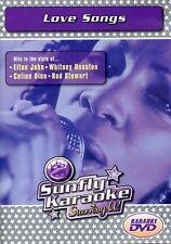 NEU/OVP: Sunfly Karaoke DVD: Love Songs Bryan Adams Elvis George Michael